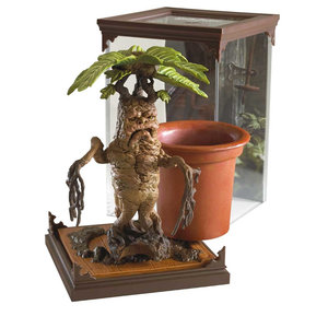 The Noble Collection Harry Potter: Magical Creatures - Mandrake