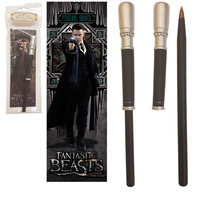 Fantastic Beasts: Percival Graves Wand Pen and Bookmark