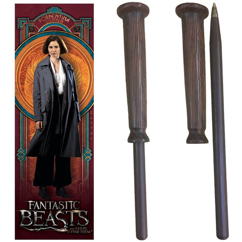 The Noble Collection Fantastic Beasts: Porpentina Goldstein Wand Pen and