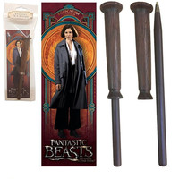 Fantastic Beasts: Porpentina Goldstein Wand Pen and