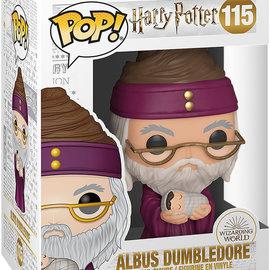 FUNKO Funko Pop! Harry Potter S10 Dumbledore with Baby Harry