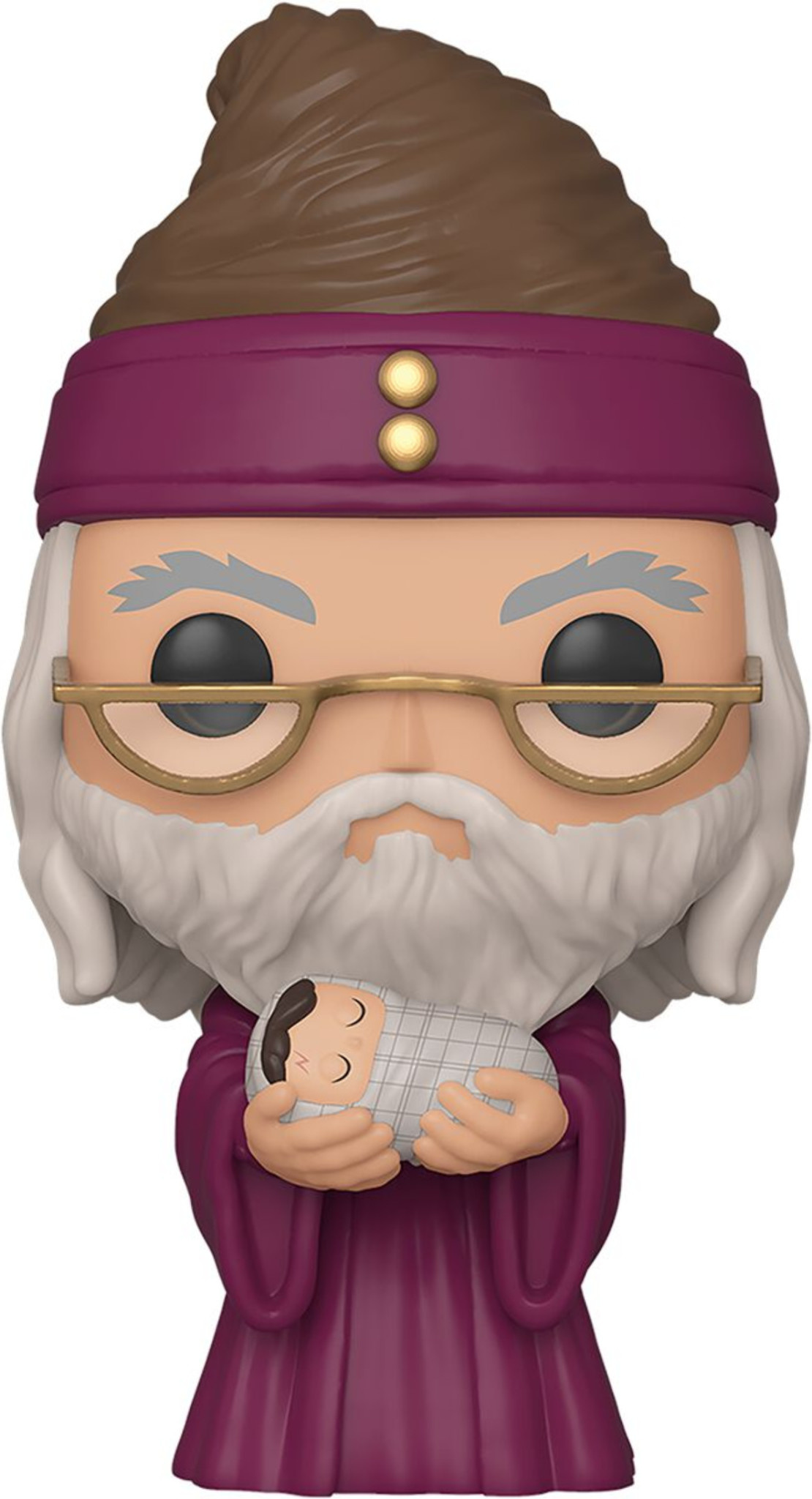 FUNKO Funko Pop! Harry Potter S10 Dumbledore with Baby Harry