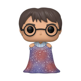 FUNKO Pop! Harry Potter: Harry with Invisibility Cloak