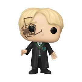FUNKO Pop! Harry Potter: Malfoy with Spider
