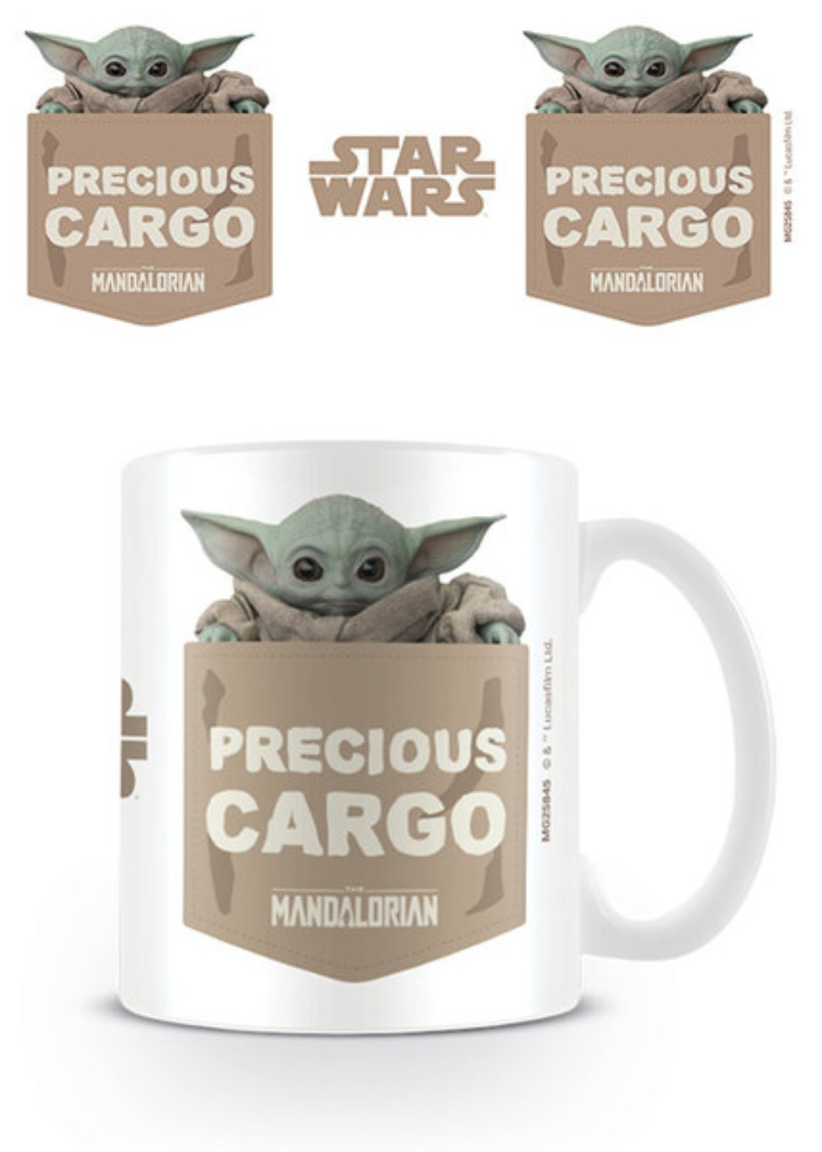 Hole In The Wall Star Wars The Mandalorian Precious Cargo Mok