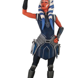 DIAMOND SELECT TOYS Star Wars: The Clone Wars Ahsoka Tano 12-Inch Premier Statue