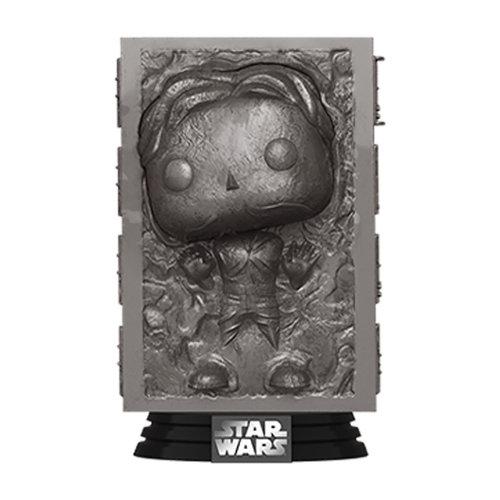 FUNKO Pop! Star Wars: The Empire Strikes Back - Han in Carbonite
