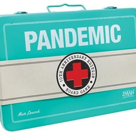 Z-Man Games Pandemic 10th Anniversary Edition Nederlands