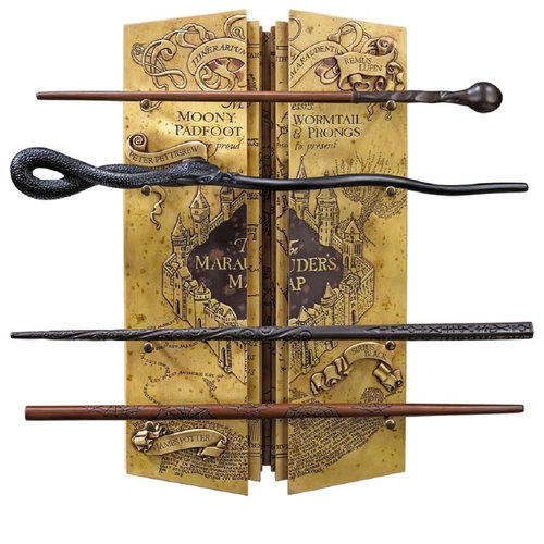 The Noble Collection Harry Potter: The Marauder's Wand Collection