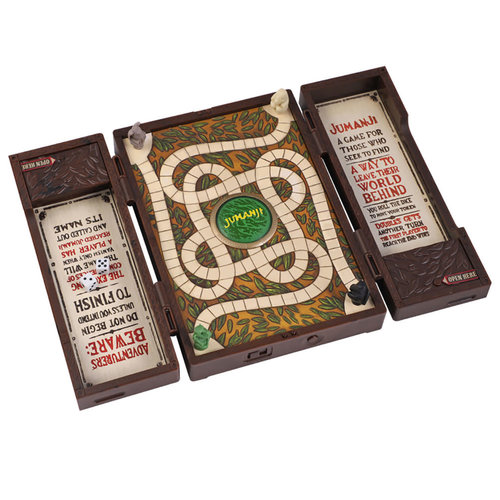 The Noble Collection Jumanji: Mini Electronic Board Prop Replica