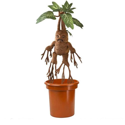 The Noble Collection Harry Potter: Electronic Plush Mandrake