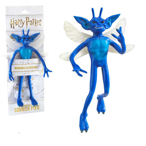 The Noble Collection Harry Potter: Bendable Cornish Pixie Figure
