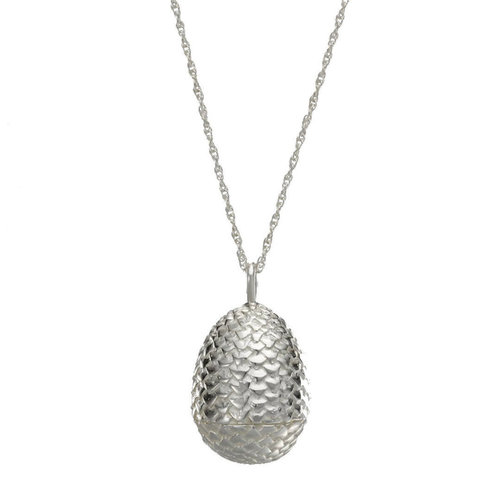 The Noble Collection Game of Thrones: Dragon Egg Pendant