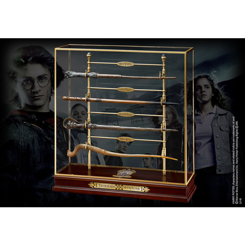 The Noble Collection Harry Potter: Triwizard Champions Wand Set