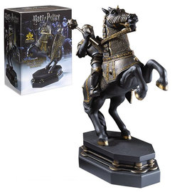 Harry Potter: Wizard Chess Knight Bookend - Black