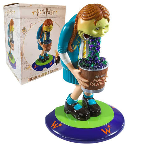 The Noble Collection Harry Potter: Weasley Bookend - Puking Pastilles