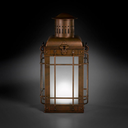 The Noble Collection Hagrid's Lantern Prop Replica - Harry Potter