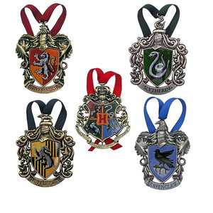The Noble Collection Harry Potter: Hogwarts Tree Ornaments
