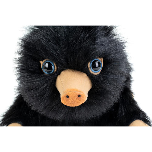 The Noble Collection Baby Niffler plush ALL Black