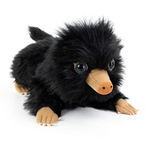 Baby Niffler plush ALL Black