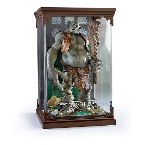 The Noble Collection Harry Potter: Magical Creatures No 12 - Troll