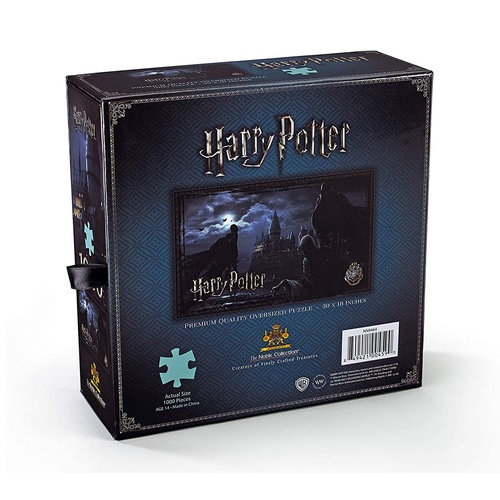 The Noble Collection Harry Potter: Dementors at Hogwarts Puzzle