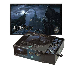 Harry Potter: Dementors at Hogwarts Puzzle