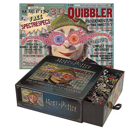 Harry Potter: The Quibbler Magazine Cover Puzzle
