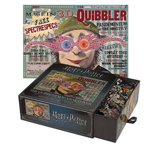 The Noble Collection Harry Potter: The Quibbler Magazine Cover Puzzle