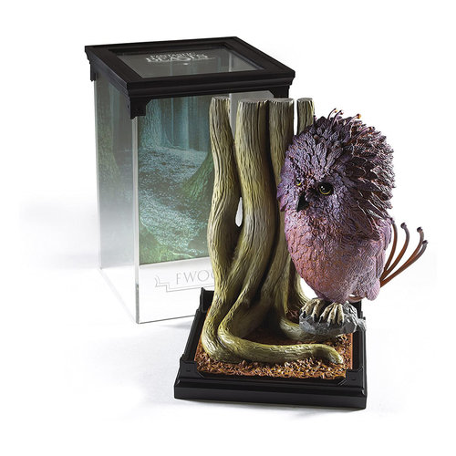 The Noble Collection Magical creatures - Fwooper - Fantastic Beasts figurine
