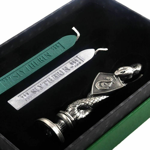 The Noble Collection Harry Potter - Slytherin Wax Seal - Noble Collection