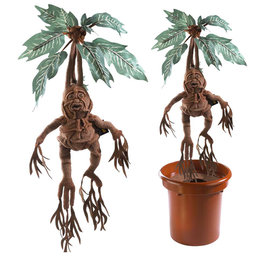 Harry Potter: Electronic Mandrake Collector Plush