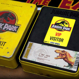 dr.collector Jurassic Park: Welcome Kit