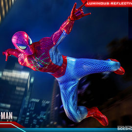 Sideshow Toys Marvel: Spider-Man Game - Spider Armor MK IV Suit 1:6 Scale Figure