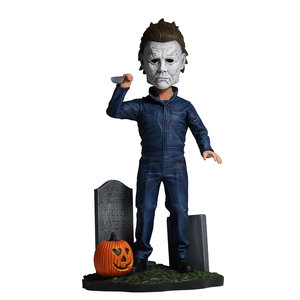 NECA Halloween  Michael Myers Head Knocker
