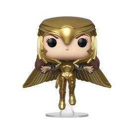 FUNKO Pop! DC: Wonder Woman 1984 - Gold Flying Pose Wonder Woman