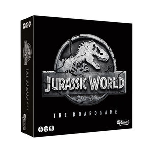 Just Games Just Games Boardgame- Jurassic World