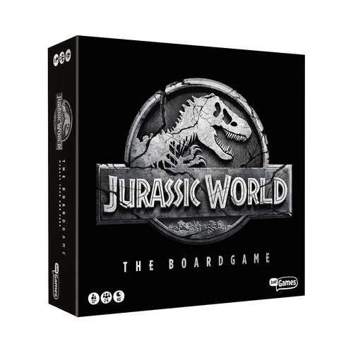Just Games Just Games bordspel - Jurassic World