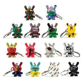 Kidrobot Warhol: 1.5 inch Dunny Keychain Series prijs per stuk