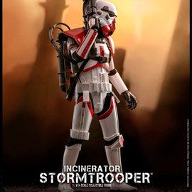 Hottoys Star Wars: The Mandalorian - Incinerator Stormtrooper 1:6