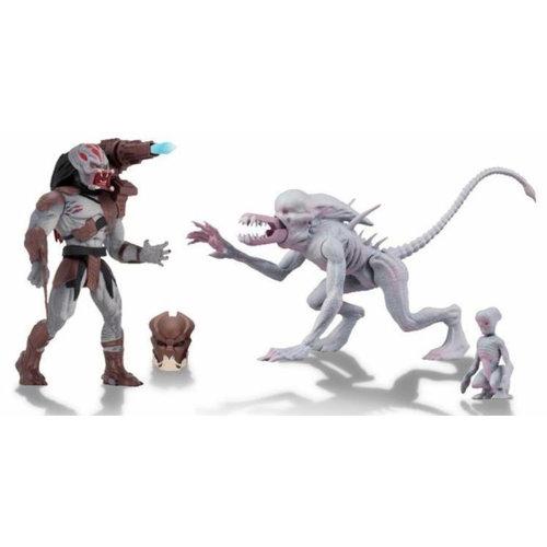 NECA Alien vs Predator: Classics 6 inch Action Figure Asst van 2.