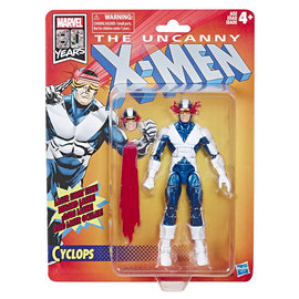 HASBRO X-Men Marvel Retro Collection Cyclops Figure