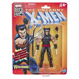 HASBRO X-Men Marvel Retro Collection Wolverine Figure