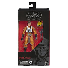 HASBRO Star Wars: S2 Black Series - Wedge Antilles