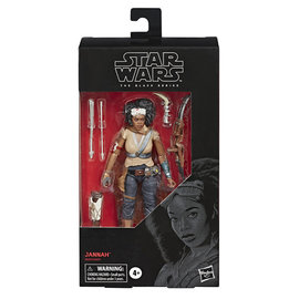 HASBRO Star Wars: S2 Black Series - Jannah