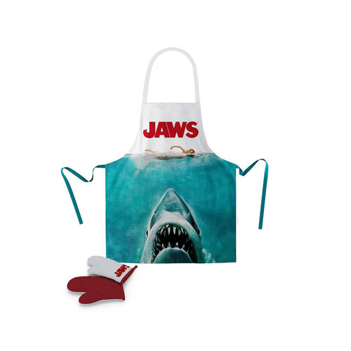 SD Toys Jaws: Poster Apron and Oven Glove