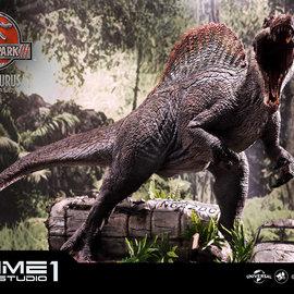 Prime 1 Studio Jurassic Park 3: Bonus Version: Spinosaurus  1:15 Scale Statue