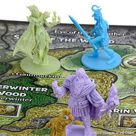 wizards of the coast Dungeons and Dragons: Assault of the Giants Board Game Standard Edition