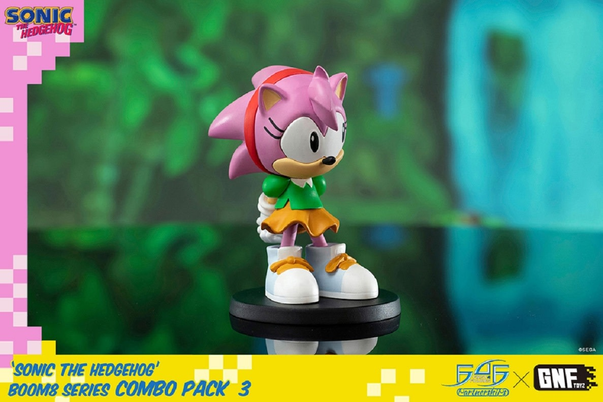 First 4 Figures Sonic Boom8 series vol.5 Amy