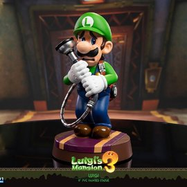 First 4 Figures Luigi Mansion 3 Luigi Regular Statue